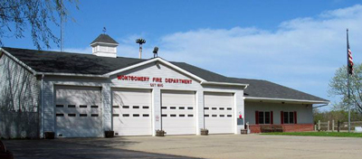 Montgomery Fire Department - Photo by Bob Chaffee